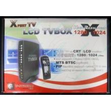 Внешний TV tuner KWorld V-Stream Xpert TV LCD TV BOX VS-TV1531R (Набережные Челны)