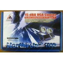 Кулер для видео-карты GlacialTech NorthPole 1000 (Набережные Челны)