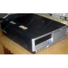 Компьютер HP DC7100 SFF (Intel Pentium-4 520 2.8GHz HT s.775 /1024Mb /80Gb /ATX 240W desktop) - Набережные Челны