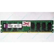 ГЛЮЧНАЯ/НЕРАБОЧАЯ память 2Gb DDR2 Kingston KVR800D2N6/2G pc2-6400 1.8V  (Набережные Челны)