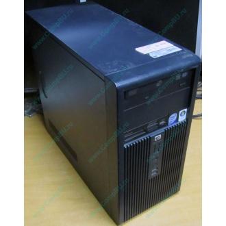Компьютер Б/У HP Compaq dx7400 MT (Intel Core 2 Quad Q6600 (4x2.4GHz) /4Gb /250Gb /ATX 300W) - Набережные Челны