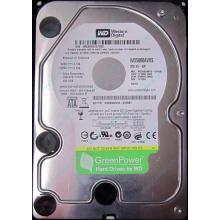 Б/У жёсткий диск 500Gb Western Digital WD5000AVVS (WD AV-GP 500 GB) 5400 rpm SATA (Набережные Челны)