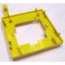Жёлтый держатель-фиксатор HP 279681-001 для крепления CPU socket 604 к радиатору (Набережные Челны)