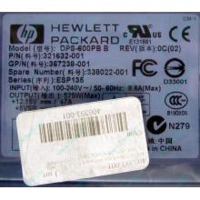 Блок питания 575W HP DPS-600PB B ESP135 406393-001 321632-001 367238-001 338022-001 (Набережные Челны)
