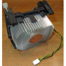 Кулер для процессоров socket 478 с большим сердечником из меди Б/У (Набережные Челны)